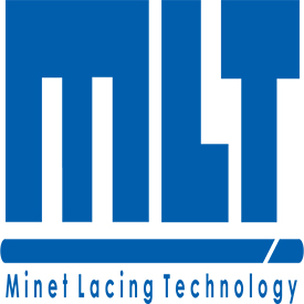 Minet Lacing Technology finger lacing