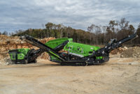 Powerscreen Crushing & Screening will handle Indiana for Terex's EvoQuip brand.