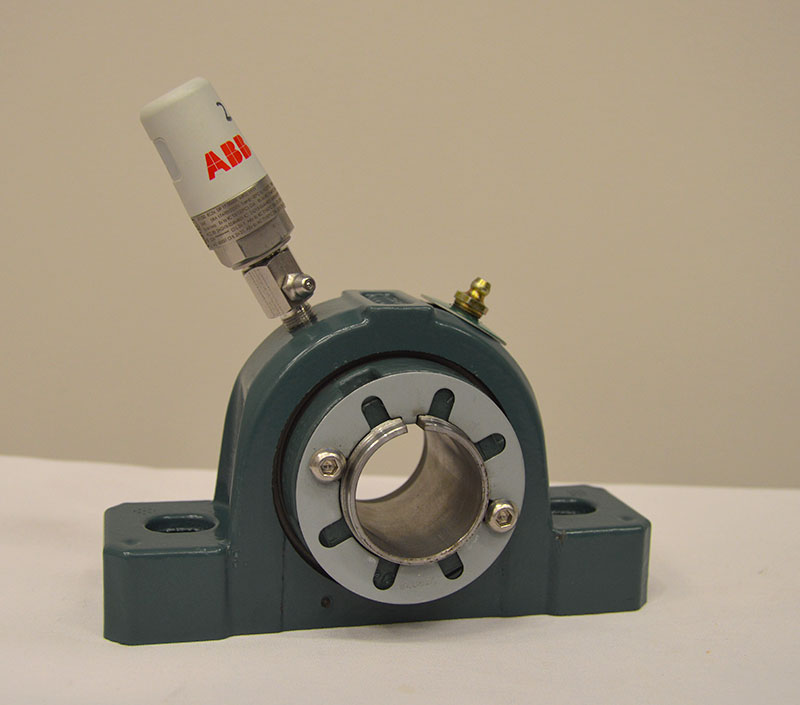 ABB unveils Smart Sensor for mounted bearings