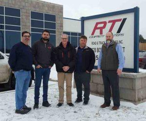 HCEA-RTI Equipment