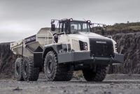 Hills Machinery will offer Terex Trucks' TA300 and TA400 models. Photo courtesy of Terex Trucks