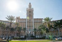 The Biltmore Hotel in Coral Gables, Florida. The site of the 2019 Pit & Quarry Roundtable & Conference. Photo by Pamella Lee