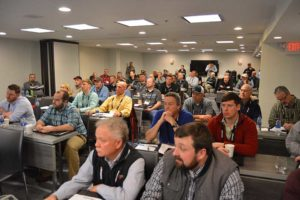 About 60 people attended the McLanahan 2019 Dealer Academy. Photo by Allison Barwacz