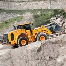 Photo courtesy of Hyundai Construction Equipment Americas