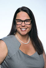Headshot: Karen Hubacz-Kiley, COO at Massachusetts-based Bond Construction