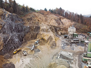 Keeping essential quarry quipment running is a tremendous challenge, one that won't be going away anytime soon with the labor shortage the industry is experiencing. Photo: iStock.com/spyderskidoo