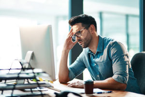 Paying tax bills can be rather stressful for business owners, but short-term extensions can be arranged under certain circumstances, providing the business up to 120 days to pay. Photo: iStock.com/PeopleImages