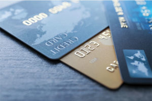Paying taxes with a credit card is one way to earn rewards. Photo: iStock.com/belchonock