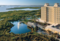The next Pit & Quarry Roundtable & Conference is scheduled for Jan. 14-15, 2020, at the Hyatt Regency Coconut Point Resort & Spa. Photo courtesy of the Hyatt Regency Coconut Point Resort & Spa