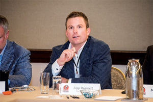 Hammett Gravel Co.'s Tripp Hammett says communication between MSHA and the aggregate industry has noticeably improved of late. Photo by PamElla Lee Photography.