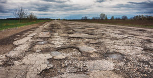 Some aggregate industry leaders see a potential end to the journey of securing adequate infrastructure funding. Photo iStock.com/undefined