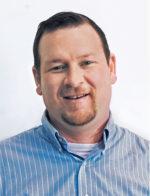 Headshot: Matt Brinkman, Screen Machine Industries.