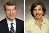 Headshots: Jerry Perkins Jr. and Christy Alvord