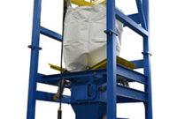 The MTD-4K Bulk Bag Discharger. Photo courtesy of Best Process Solutions.