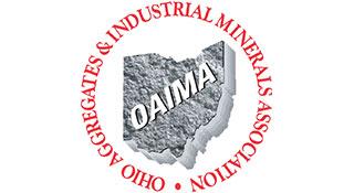 Logo: Ohio Aggregates & Industrial Minerals Association (OAIMA)