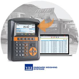 RMT Equipment VEI loader scales