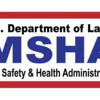 Logo: Mine Safety & Health Administration (MSHA)