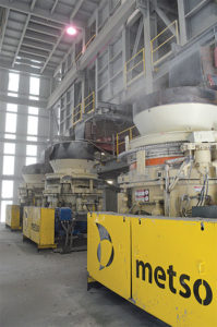 Metso is the latest equipment manufacturer to make a significant acquisition with its addition of McCloskey International, sparking questions about equipment distribution and service for the two brands. Photo by Kevin Yanik