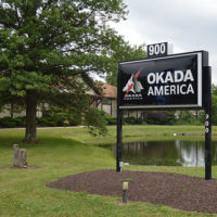 Okada America's facility in Medina, Ohio. Photo by Kevin Yanik