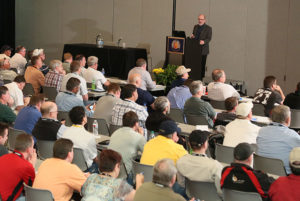 More than 180 education sessions are expected to be available at the upcoming ConExpo-Con/Agg and IFPE. Photo courtesy of ConExpo-Con/Agg