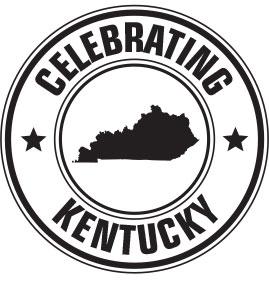 Celebrating Kentucky logo
