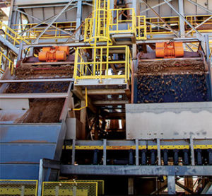 According to Dolese's Troy Banks, the most beneficial part of the plant's design is the fact that it dries material and makes it manageable enough to be loaded into railcars. Photo courtesy of McLanahan Corp.