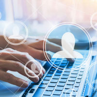 Leverage your company's social media accounts to attract and find new hires. (Photo: iStock.com/anyaberkut)