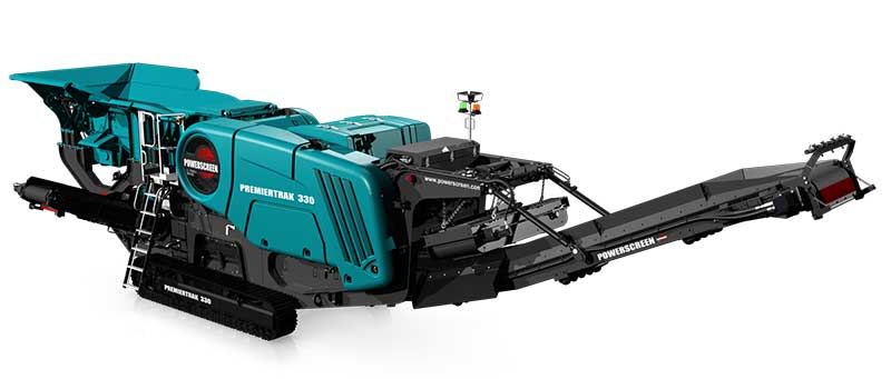 Powerscreen to launch latest addition to jaw crusher range
