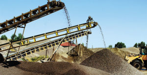 While the pace and approach to equipment investments this year is not at 2018 levels, aggregate producers continue to be active on the capital spending front. Photo: iStock.com/Dostx.