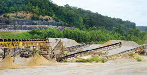 Magruder Limestone's Lake Ozark location in Missouri is situated just off U.S. 54. Photo by Kevin Yanik