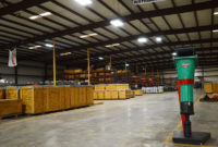 Montabert distribution center