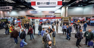 AGG1 2019 drew more people than any in the history of the 10-year venture. Photo courtesy of World of Asphalt