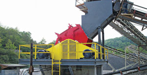 More aggregate producers are turning to technology and automation for crushing equipment to assist production. Photo courtesy of Kemper Equipment.