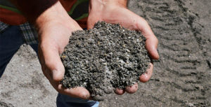 More producers are recognizing the opportunity to convert waste to saleable sand products. Photo by Kevin Yanik