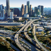 With five of the nation's 13 most populous cities residing in Texas, demand for construction materials in the Lone Star State is, not surprisingly, very high. Photo: Art Wager/iStock / Getty Images Plus/Getty Images