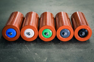 Superior Industries now offers four application-specific conveyor idler seals. Photo courtesy of Superior Industries