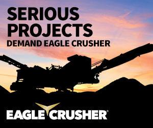 ConExpo-Con/Agg 2020 spotlight: Eagle Crusher