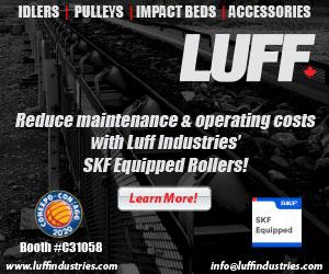 ConExpo-Con/Agg 2020 spotlight: Luff Industries