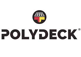 Logo: Polydeck Screen Corp.