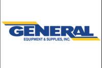 Logo: General Equipment & Supplies