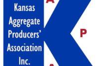 Photo: Kansas Aggregate Producers Association logo