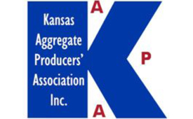 Logo: Kansas Aggregate Producers' Association