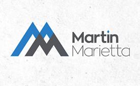 Logo: Martin Marietta