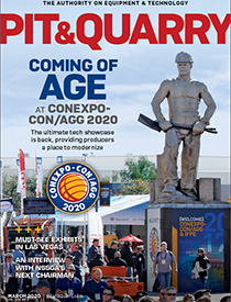 Cover photo: ConExpo-Con/Agg