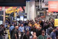 A view of the North Hall at ConExpo-Con/Agg 2020. Photo: ConExpo-Con/Agg