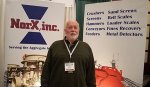 Having put in nearly a half-century to the industry, NorX's Doug Glaze has experienced the evolution of the GCAA Management Workshop & Expo more than anyone. Photo: P&Q Staff