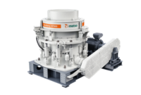 Metso's HP900 is an upgrade to the company's HP800 cone crusher. Photo: Metso