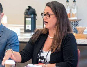 Karen Hubacz-Kiley speaks on MSHA at P&Q roundtable