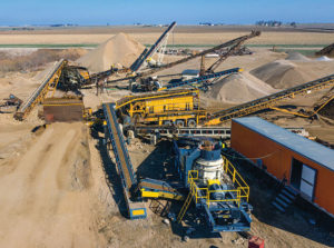 The market's conditions are driving more construction materials producers toward equipment rentals, which offer flexibility with so many unknowns about the immediate road ahead. Photo: General Equipment & Supplies