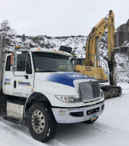To General Equipment & Supplies' Micah Tysver, delivering top-notch service means hopping into a service truck or on an airplane at a moment's notice to address a customer need. Photo: General Equipment & Supplies